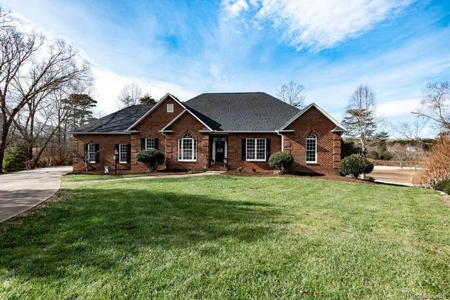 4825 Coulwood Drive NE, Hickory, NC 28601 (#3688804) :: BluAxis Realty