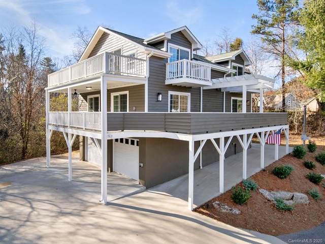 119 Lakeshore Drive, Weaverville, NC 28787 (#3688811) :: NC Mountain Brokers, LLC