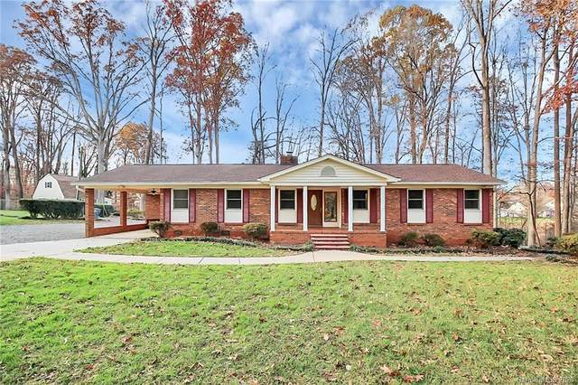 7201 Ridge Lane Road #10, Charlotte, NC 28262 (#3688854) :: Miller Realty Group