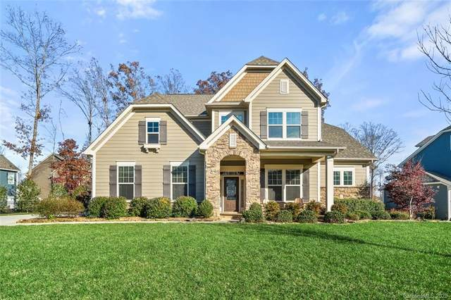 4005 Tremont Drive, Indian Trail, NC 28079 (#3688867) :: LePage Johnson Realty Group, LLC