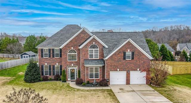 263 Winter Flake Drive, Statesville, NC 28677 (#3688927) :: IDEAL Realty