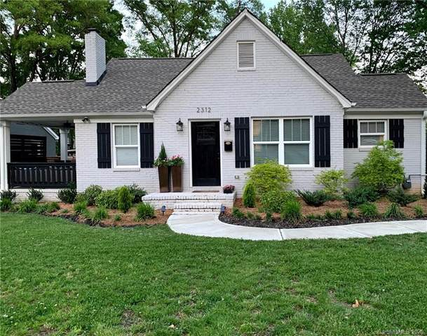 2312 Barry Street, Charlotte, NC 28205 (#3688982) :: The Premier Team at RE/MAX Executive Realty