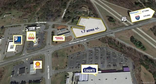 TBD-1 Cc Camp Road, Elkin, NC 28621 (#3688984) :: BluAxis Realty
