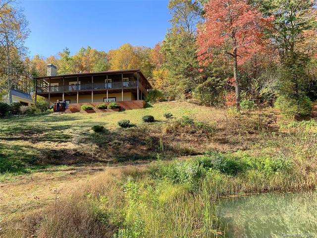 98 Pinebluff Road #3, Bat Cave, NC 28710 (#3689133) :: Love Real Estate NC/SC
