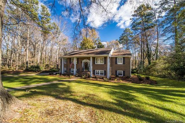 1300 E Colonial Drive, Salisbury, NC 28144 (#3689226) :: Miller Realty Group