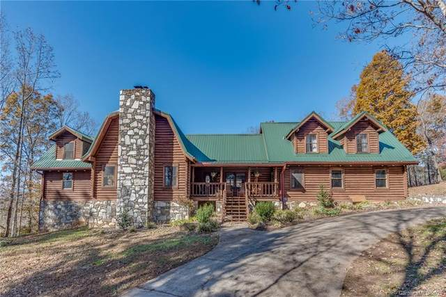 3910 Us 64/74A Highway, Rutherfordton, NC 28139 (#3689418) :: Odell Realty