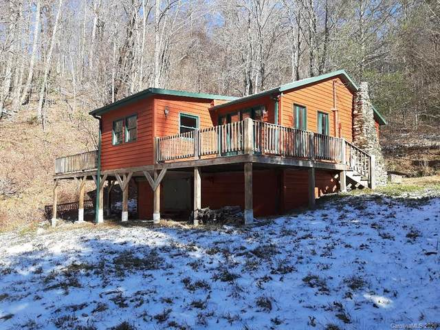 5829 Liner Creek Road, Clyde, NC 28721 (#3689685) :: Stephen Cooley Real Estate Group