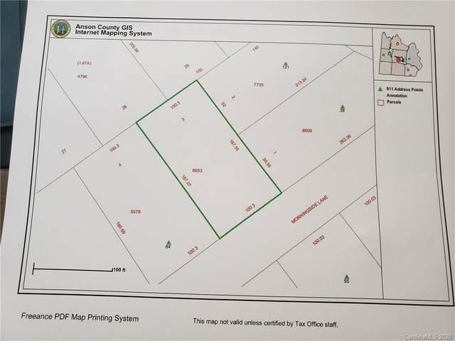 00 Morningside Lane, Wadesboro, NC 28170 (#3689709) :: Stephen Cooley Real Estate Group
