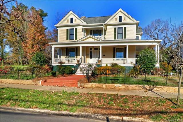 514 W Front Street, Statesville, NC 28677 (#3689770) :: Home and Key Realty