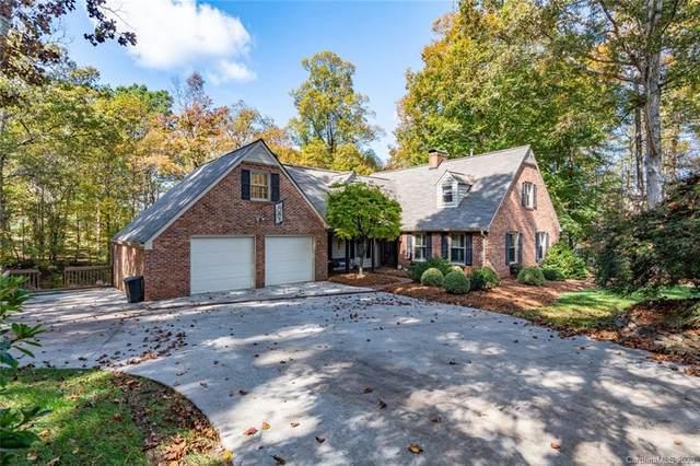 231 Camelot Drive, Morganton, NC 28655 (#3689850) :: Home and Key Realty