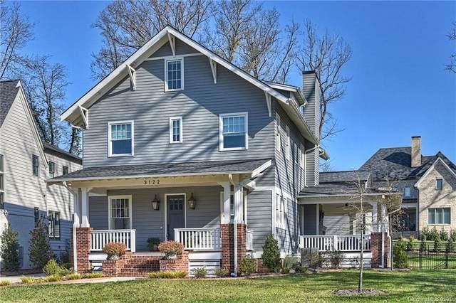 3122 Cramer Pond Drive, Charlotte, NC 28205 (#3689878) :: Burton Real Estate Group