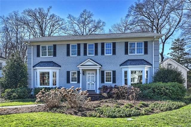 2544 Hampton Avenue, Charlotte, NC 28207 (#3690014) :: Miller Realty Group