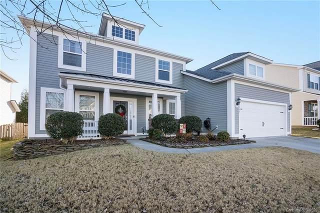 3607 Grove Creek Pond Drive SW, Concord, NC 28027 (#3690232) :: Austin Barnett Realty, LLC