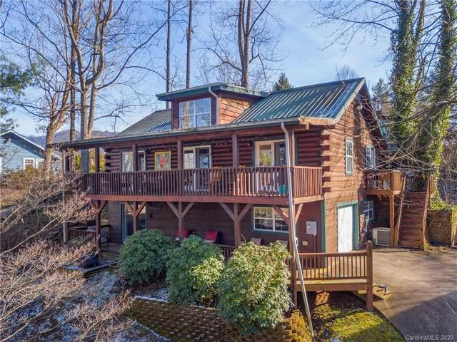 314 Cedarwood Drive, Waynesville, NC 28785 (#3690324) :: Burton Real Estate Group