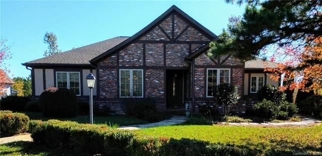 28 Hollymoorside Drive, Columbus, NC 28722 (#3690406) :: Burton Real Estate Group