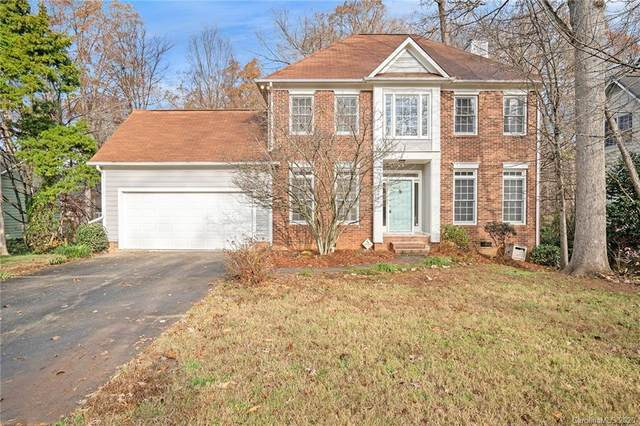 3010 Windsor Chase Drive, Matthews, NC 28105 (#3690412) :: BluAxis Realty