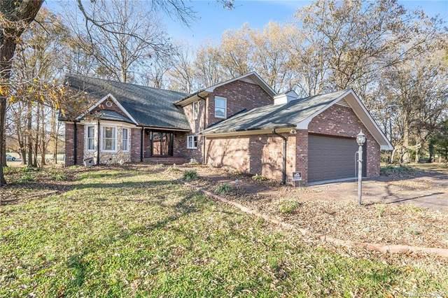 4813 Morgan Mill Road, Monroe, NC 28110 (#3690544) :: Austin Barnett Realty, LLC