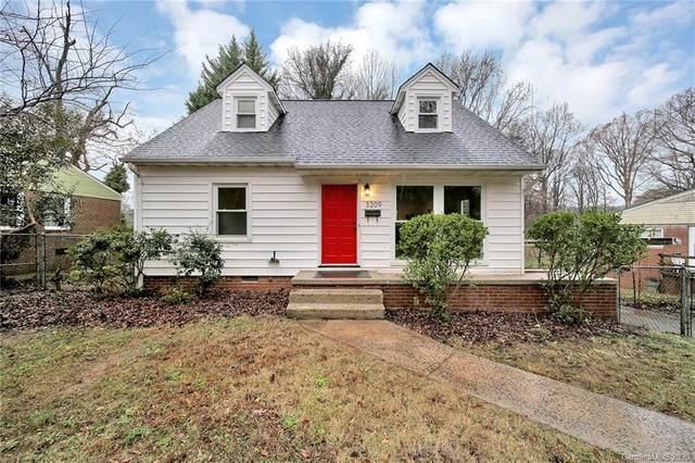 3209 Eastwood Drive, Charlotte, NC 28205 (#3690660) :: LePage Johnson Realty Group, LLC