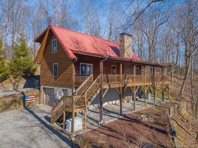 146 Summit Ridge Drive, Waynesville, NC 28786 (#3690799) :: Bigach2Follow with Keller Williams Realty
