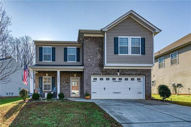 11206 Pond Valley Court #57, Charlotte, NC 28269 (#3690845) :: Miller Realty Group