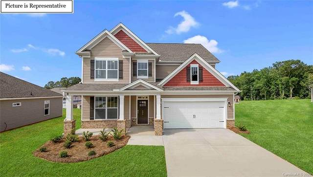 3120 Burnello Court, Iron Station, NC 28080 (#3690935) :: BluAxis Realty