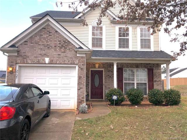 2725 Blackberry Ridge Lane, Charlotte, NC 28208 (#3690988) :: BluAxis Realty