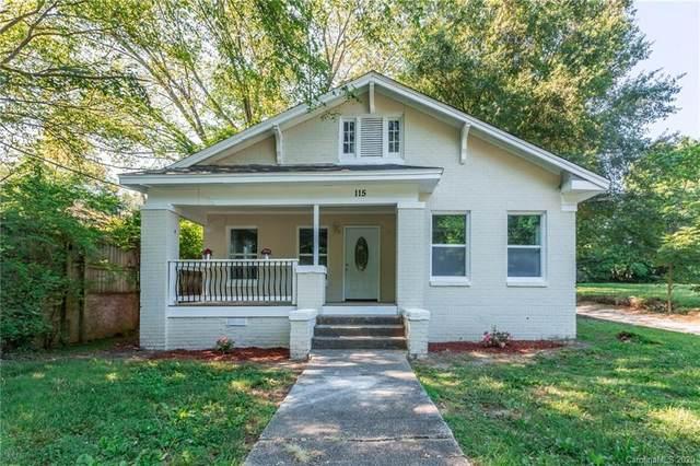 115 4th Avenue, Gastonia, NC 28052 (#3691046) :: Ann Rudd Group