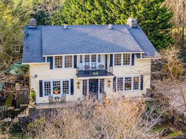 86 Sherwood Road, Asheville, NC 28803 (#3691105) :: MartinGroup Properties