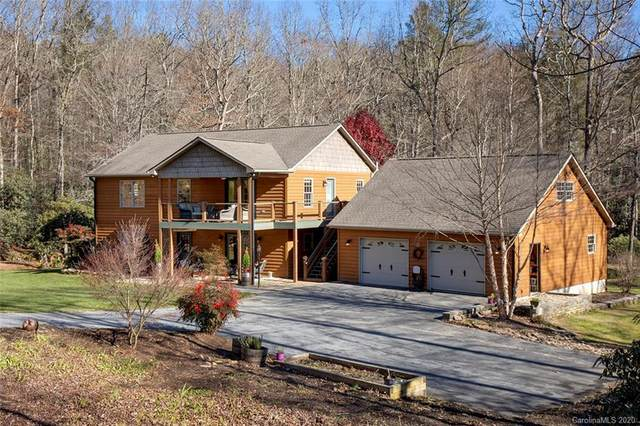 218 Davids Trace, Pisgah Forest, NC 28768 (#3691121) :: DK Professionals Realty Lake Lure Inc.
