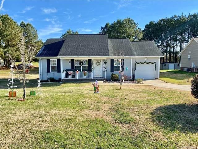 210 Black Rock School Road, Cherryville, NC 28021 (#3691175) :: Miller Realty Group