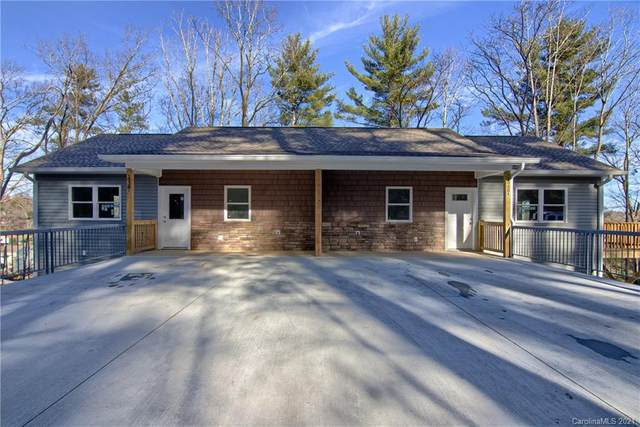 1938 Upper Ridgewood Boulevard B, Hendersonville, NC 28791 (#3691204) :: Cloninger Properties