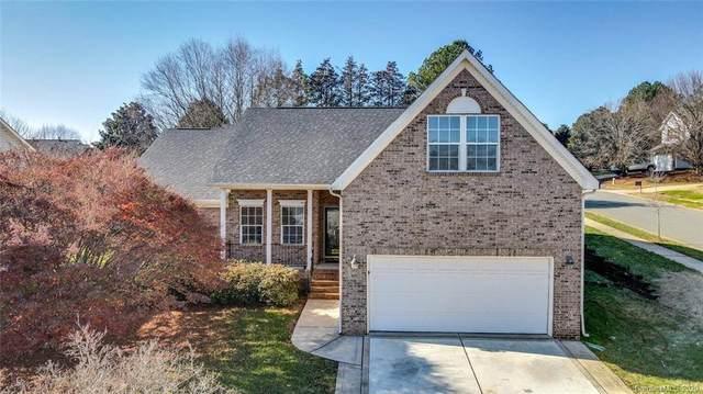 5500 Davis Ridge Drive, Charlotte, NC 28269 (#3691262) :: Miller Realty Group