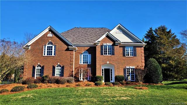 1002 Ledare Lane, Indian Trail, NC 28079 (#3691423) :: BluAxis Realty