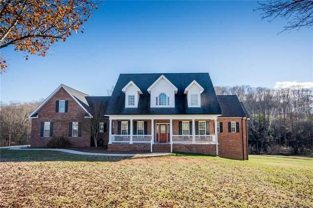 465 Fox Hunter Road, Harmony, NC 28634 (#3691425) :: LePage Johnson Realty Group, LLC