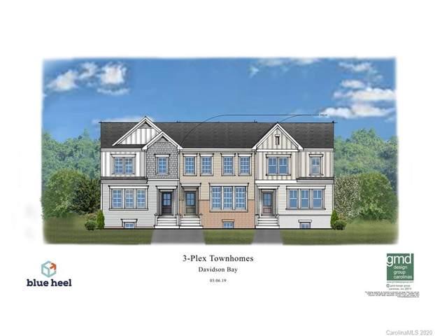 538 Amalfi Drive #54, Davidson, NC 28036 (#3691454) :: High Performance Real Estate Advisors