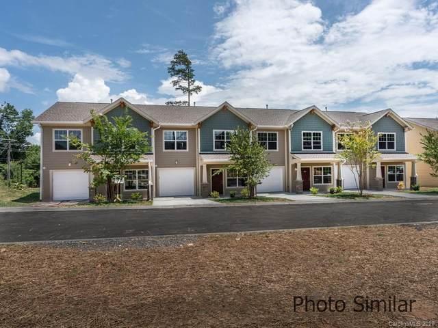 1214 Pauline Trail Drive #43, Arden, NC 28704 (#3691470) :: High Performance Real Estate Advisors