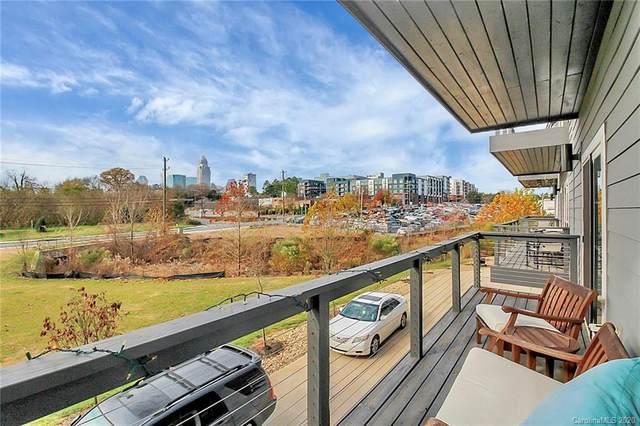 1110 N Alexander Street, Charlotte, NC 28206 (#3691499) :: Mossy Oak Properties Land and Luxury