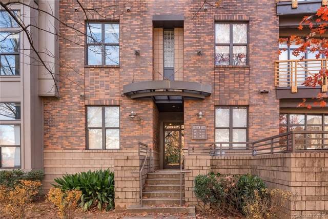 706 Davidson Street N, Charlotte, NC 28202 (#3691541) :: LePage Johnson Realty Group, LLC