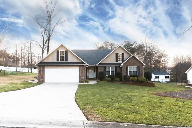 1011 Spring Rock Drive, Salisbury, NC 28146 (#3691557) :: Ann Rudd Group