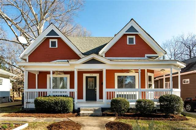 1828 Pegram Street, Charlotte, NC 28205 (#3691602) :: Willow Oak, REALTORS®
