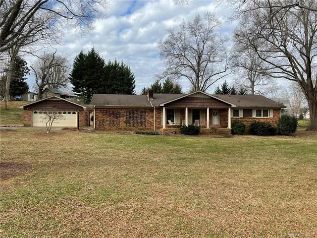 107 N 10th Avenue, Maiden, NC 28650 (#3691708) :: LePage Johnson Realty Group, LLC