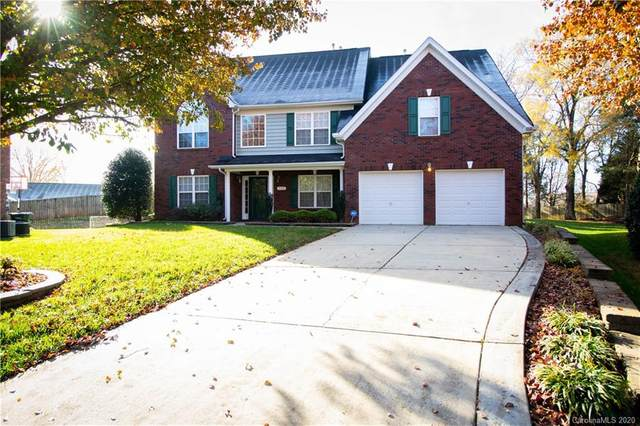 4218 Bristol Place NW #14, Concord, NC 28027 (#3691740) :: Burton Real Estate Group