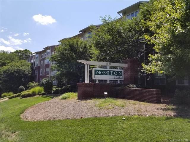 1000 Woodlawn Road #317, Charlotte, NC 28209 (#3691762) :: Willow Oak, REALTORS®