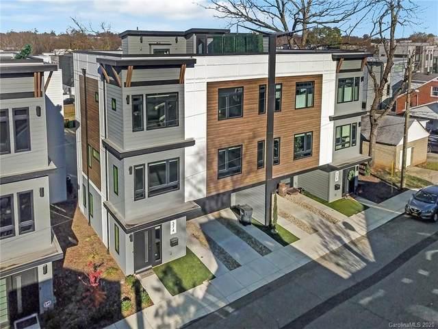 374 Mcninch Street, Charlotte, NC 28202 (#3691832) :: LePage Johnson Realty Group, LLC