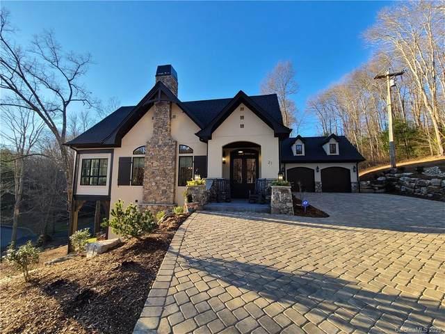 21 Leisure Wood Drive, Canton, NC 28716 (#3691876) :: Ann Rudd Group