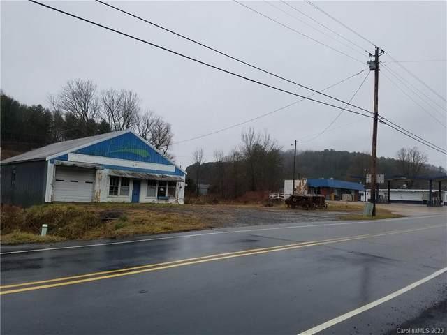 708 East Main Street E, Burnsville, NC 28714 (#3691890) :: Stephen Cooley Real Estate Group