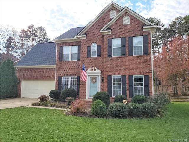 3806 Waters Reach Lane, Indian Trail, NC 28079 (#3692000) :: BluAxis Realty