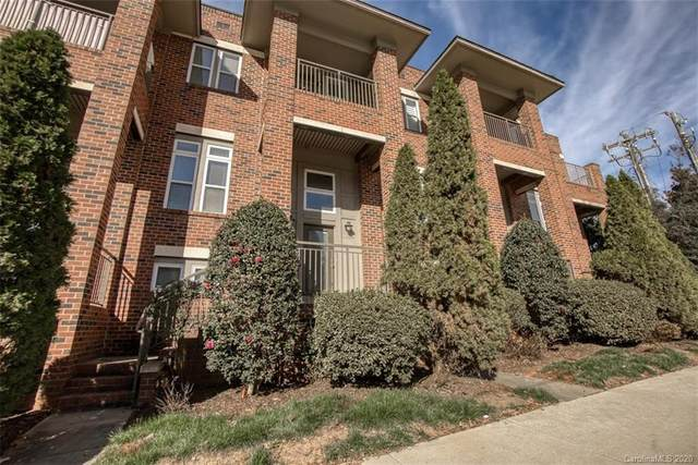 609 Hawthorne Lane #36, Charlotte, NC 28204 (#3692049) :: Willow Oak, REALTORS®