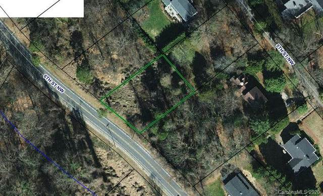 0000 6th Street NW #4, Hickory, NC 28601 (#3692158) :: LePage Johnson Realty Group, LLC