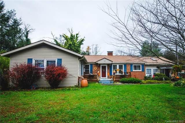 147 Elm Bend Road, Brevard, NC 28712 (#3692192) :: High Performance Real Estate Advisors